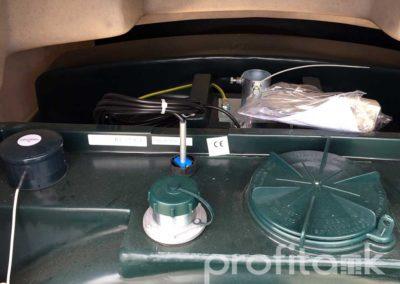 PROFITANK Kingspan Fuelmaster 2500 specjalne zamówienie klienta