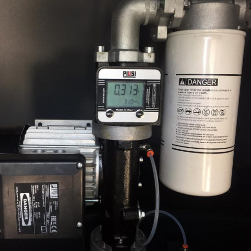 PROFITANK Kingspan Fuelmaster zbiornik FM 1200 litrów wnętrze 2