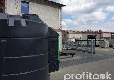 PROFITANK Zbiornik Kingspan Fuelmaster w firmie FOGO AGREGATY