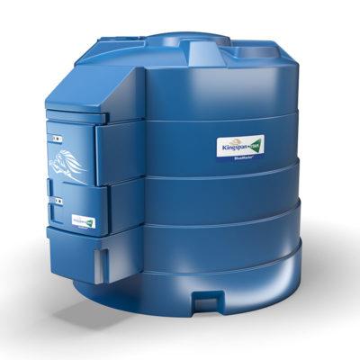 PROFITANK Kingspan Bluemaster Adblue zbiornik 5000 litrów mała skrzynia